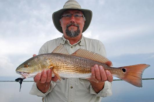 Mosquito Lagoon Fishing Report, Nov 3 2012
