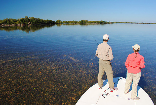 Pine Island Angler Report: Redfish And Trout Finally Start Eating