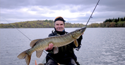 Pike Fishing in Scotland