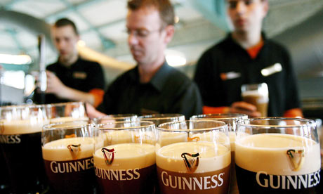 Mmmmmmm, Guinness