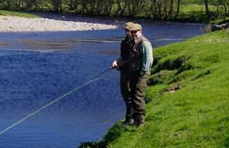 Salmon Guides & Ghillies in Scotland