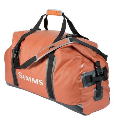 Fishipedia Top 5: Fishing Travel Bags - Simms Dry Creek Duffel