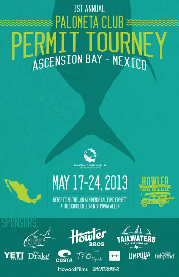 Palometa Club Permit Tournament – May 17-24, 2013