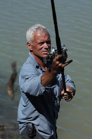 The Fishipedia Q&A: River Monsters presenter, Jeremy Wade