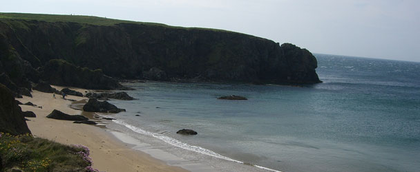 Bass heaven: Ireland's Copper Coast