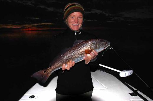 Mosquito Lagoon Fishing Report, Dec 30 2012
