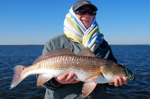 Mosquito Lagoon Fishing Report, Dec 1 2012
