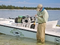 Vaughn Cochran of Black Fly Bonefish Club