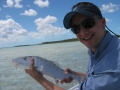 A Crooked Island bonefish