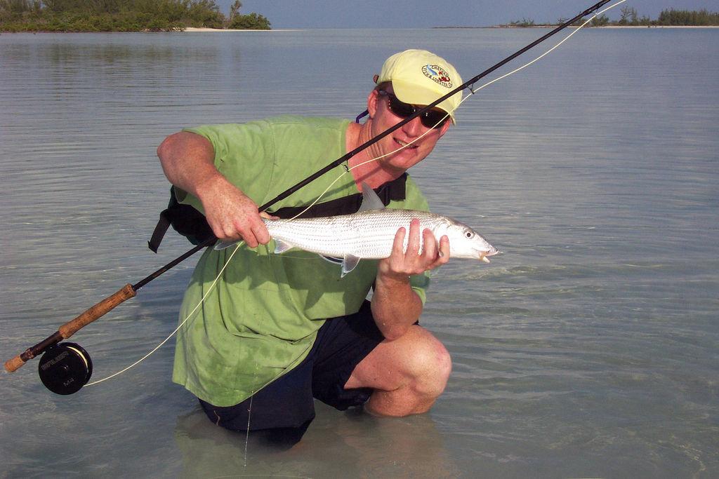 Eleuthera bonefish