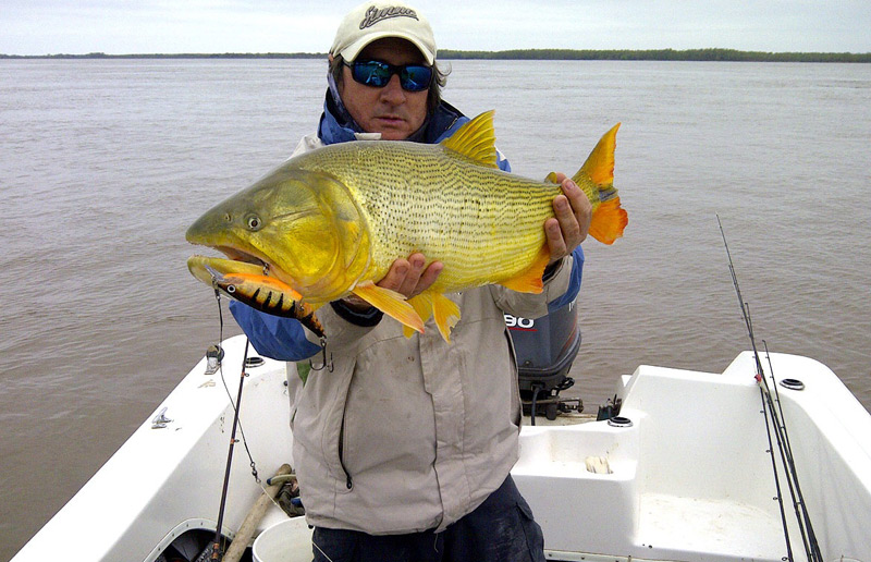 Fishing in Buenos Aires