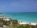 A typical Grand Bahama scene