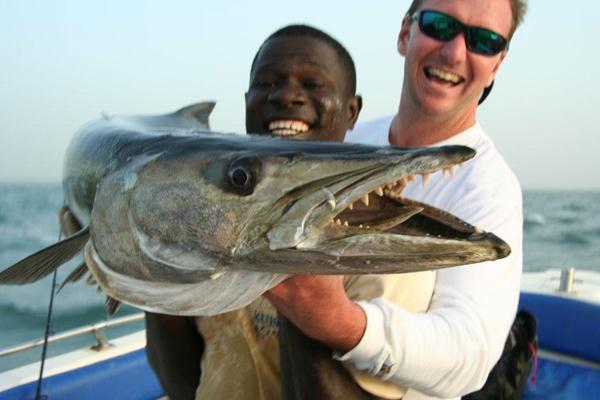 Guinea-Bissau (Salty Dog Game Fishing)