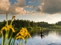 Malaguet Lake (Photo: Luc Olivier)