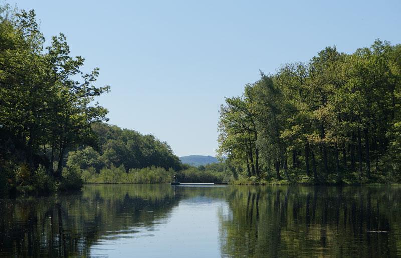 Lac du Roussillou