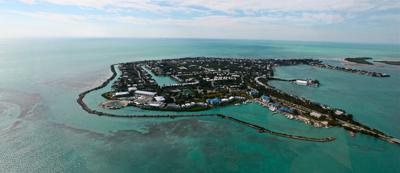 Duck Key, home of Hawks Cay Resort