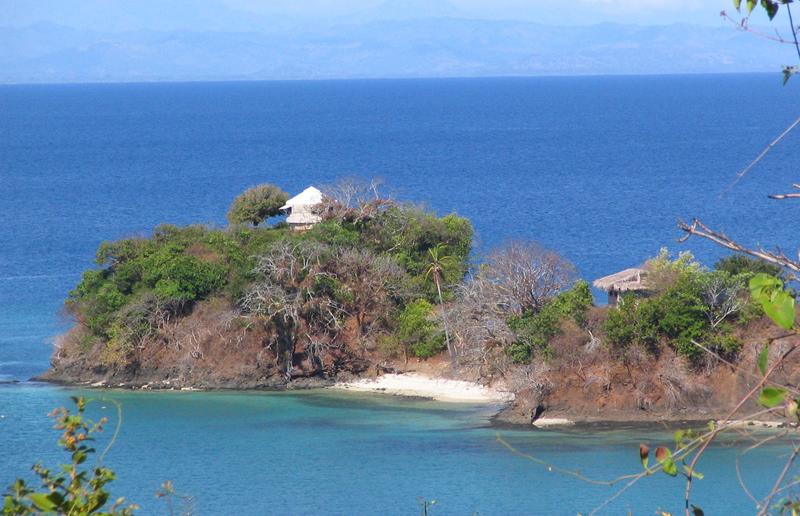 Islas Secas, Panama
