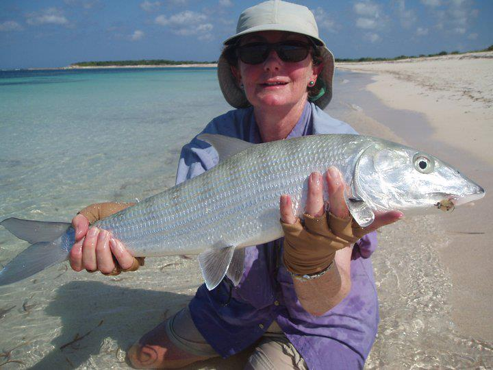 Salina Point Bonefish Lodge, Acklins Island
