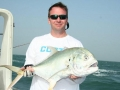 Big jack (Salty Dog Game Fishing, Guinea-Bissau)
