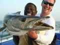 Barracuda (Salty Dog Game Fishing, Guinea-Bissau)
