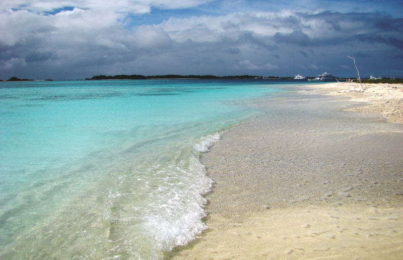 Los Roques, Venezuela: bonefish heaven