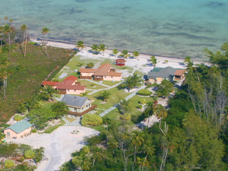 Swain\'s Cay Lodge