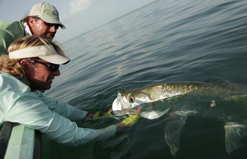Captain Will Benson\'s World Angling Charters
